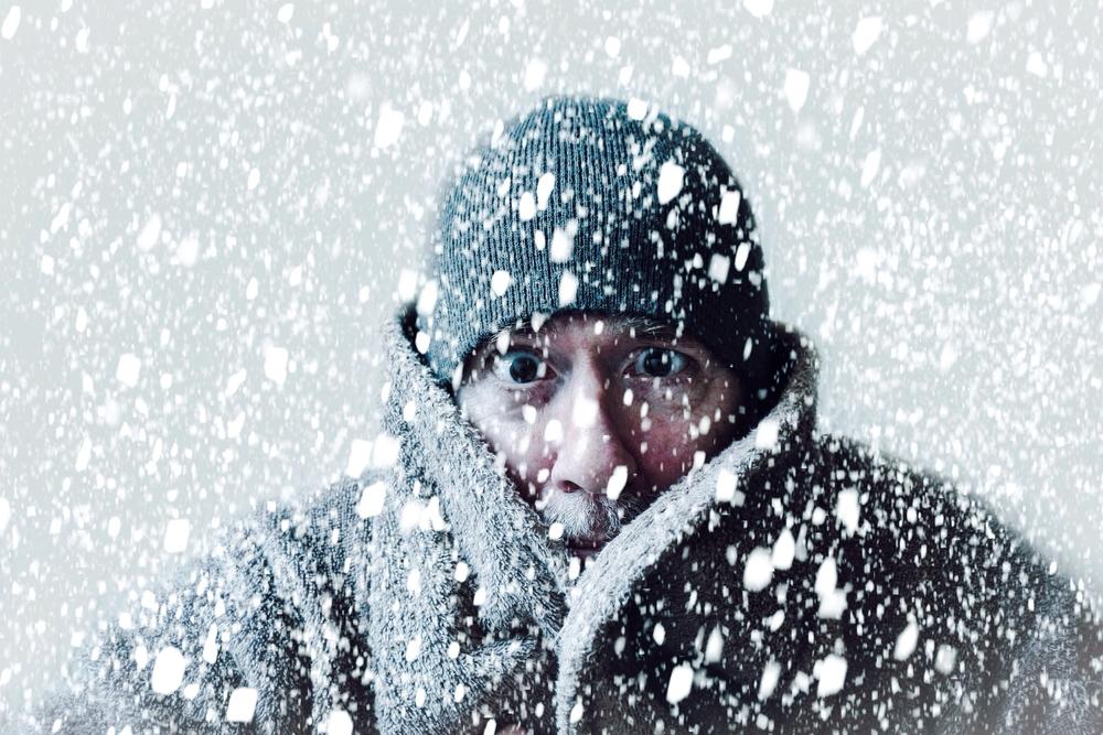 Как не надо одеваться и обуваться зимой