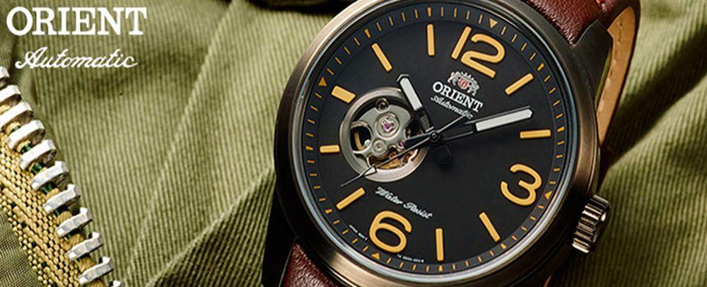 История компании Orient